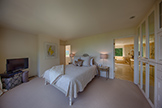 56 El Rey Rd, Portola Valley 94028 - Master Bedroom (C)