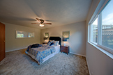 1796 Elsie Ave, Mountain View 94043 - Master Bedroom (A)