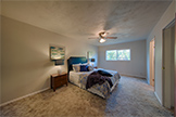 1796 Elsie Ave, Mountain View 94043 - Master Bedroom (B)
