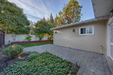 1908 Fillmore St, Santa Clara 95050 - Patio (A)