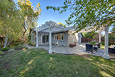 1552 Fordham Ct, Mountain View 94040 - Backyard (A)