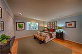 1552 Fordham Ct, Mountain View 94040 - Master Bedroom (A)