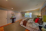 1552 Fordham Ct, Mountain View 94040 - Master Bedroom (B)