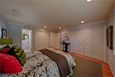 1552 Fordham Ct, Mountain View 94040 - Master Bedroom (C)