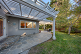 1552 Fordham Ct, Mountain View 94040 - Patio Arbor (A)