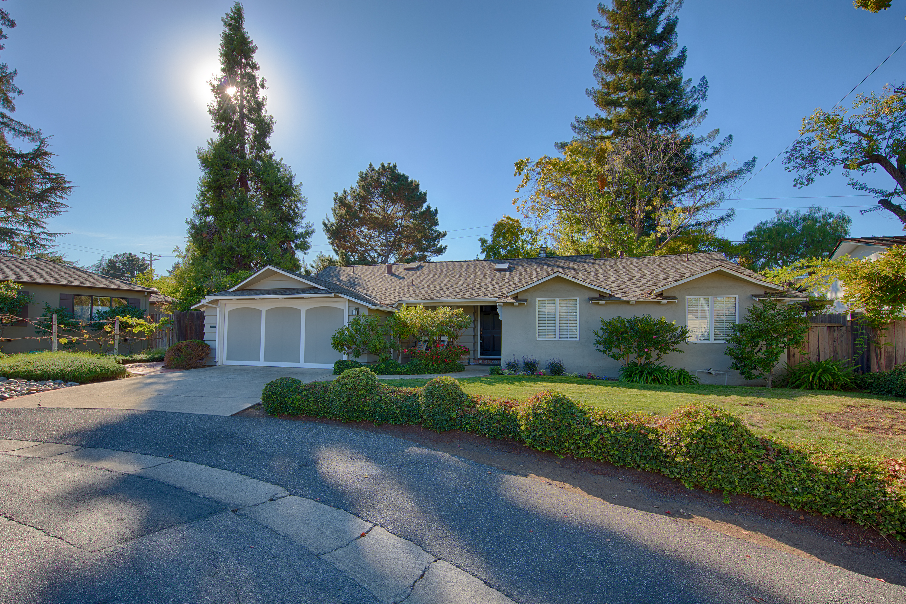 Front View - 1552 Fordham Ct, Mountain View 94040