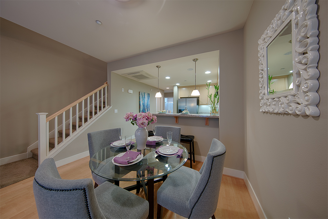 Dining Area picture - 3702 Heron Way, Palo Alto 94303