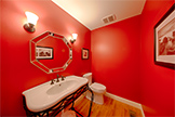 Half Bath (A) - 29 Hudson St, Redwood City 94062