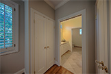 Master Bath Entrance (A) - 29 Hudson St, Redwood City 94062