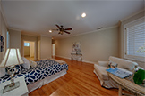 29 Hudson St, Redwood City 94062 - Master Bedroom (C)