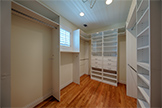 Master Walk In Closet (A) - 29 Hudson St, Redwood City 94062