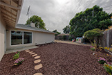 1118 Lafayette Dr, Sunnyvale 94087 - Backyard (A)