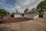 1118 Lafayette Dr, Sunnyvale 94087 - Backyard (B)