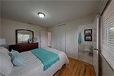 1118 Lafayette Dr, Sunnyvale 94087 - Master Bedroom (C)