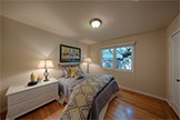 231 Lambert Ave, Palo Alto 94306 - Bedroom 2 (A)