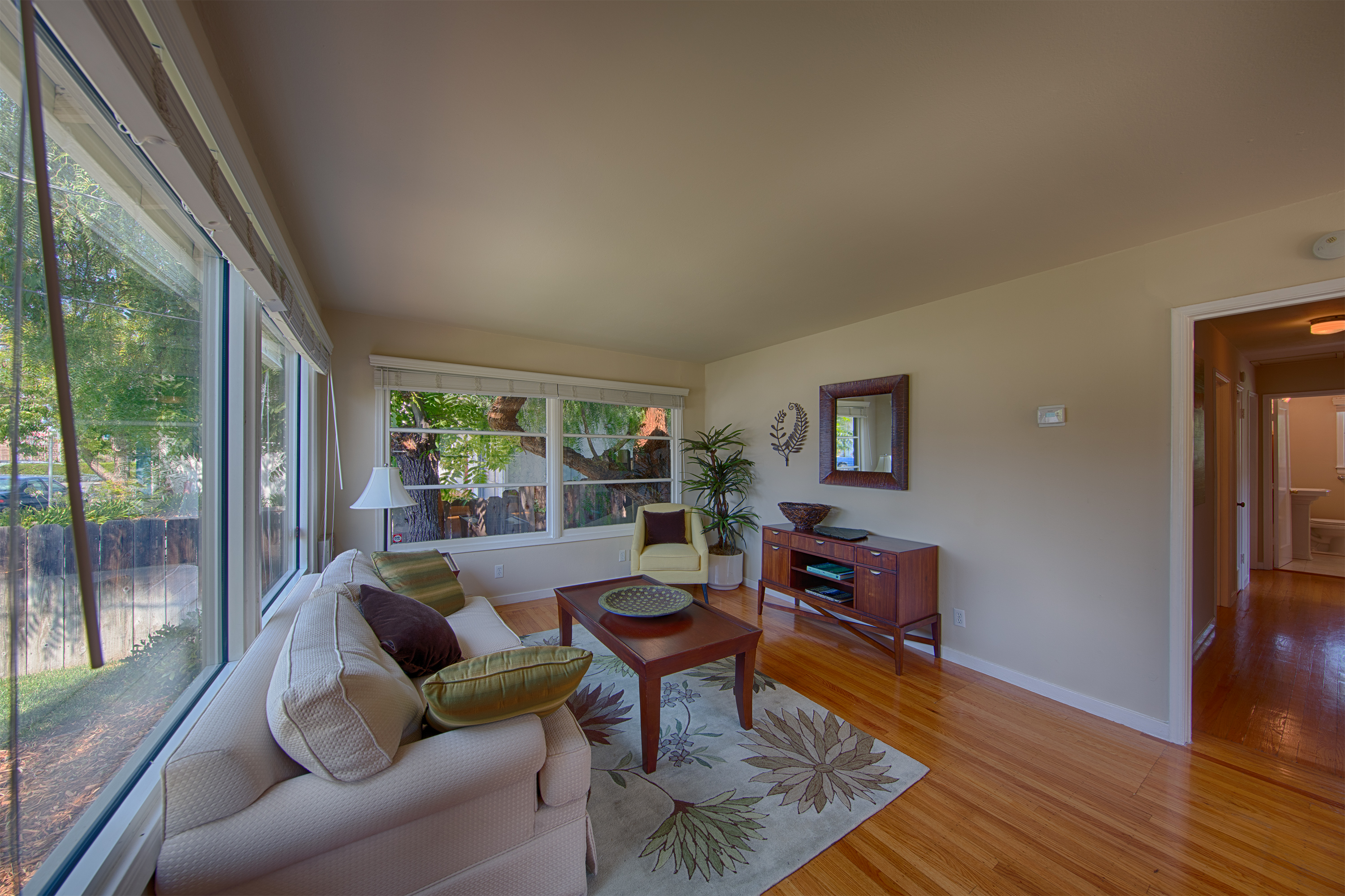 231 Lambert Ave, Palo Alto 94306 - Living Room (A)