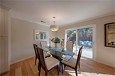 Dining Area (B) - 7778 Lilac Way, Cupertino 95014