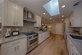 Kitchen (D) - 7778 Lilac Way, Cupertino 95014