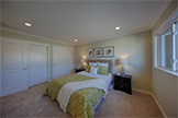 Master Bedroom (B) - 7778 Lilac Way, Cupertino 95014