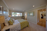 Master Bedroom (D) - 7778 Lilac Way, Cupertino 95014