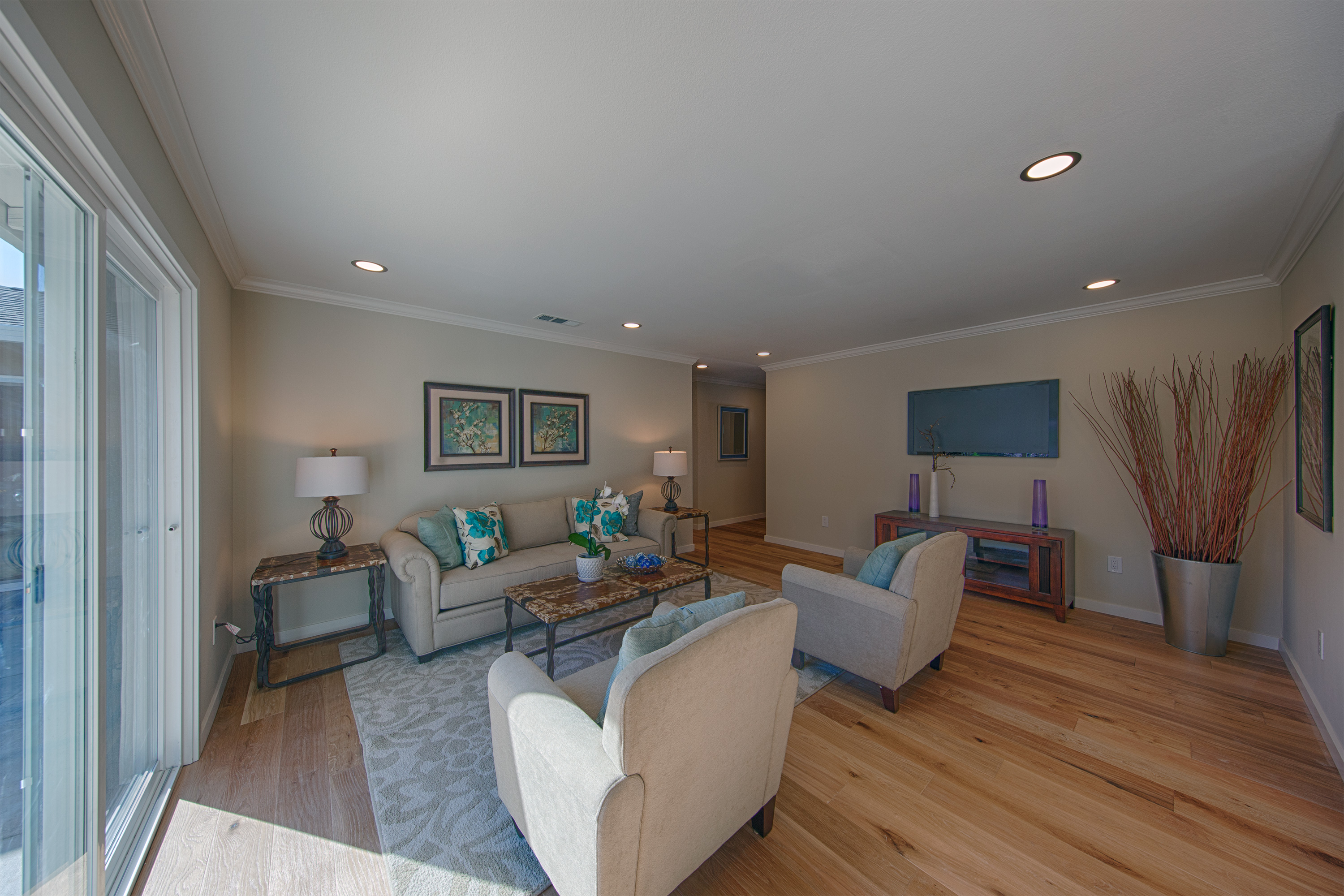 7778 Lilac Way, Cupertino 95014 - Living Room (A)