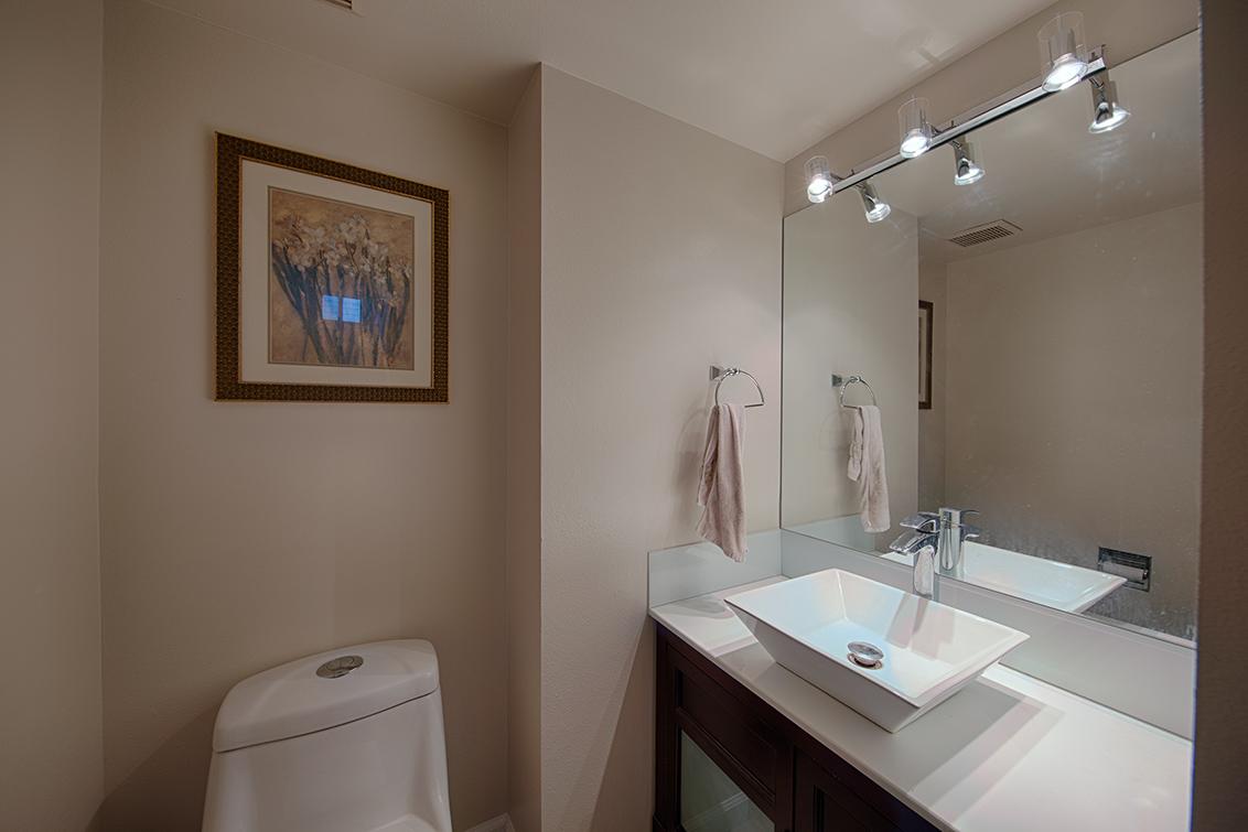 Half Bath (A) - 749 Loma Verde Ave C