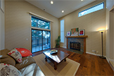 749 Loma Verde Ave C, Palo Alto 94303 - Living Room (A)