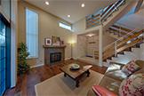 749 Loma Verde Ave C, Palo Alto 94303 - Living Room (B)