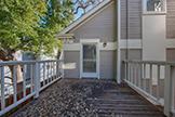 551 Lytton Ave, Palo Alto 94301 - Master Balcony (B)