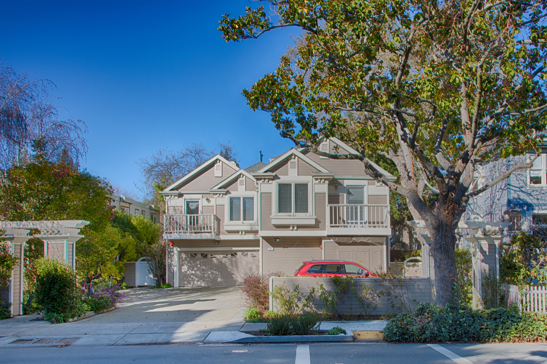 Front View - 551 Lytton Ave, Palo Alto 94301
