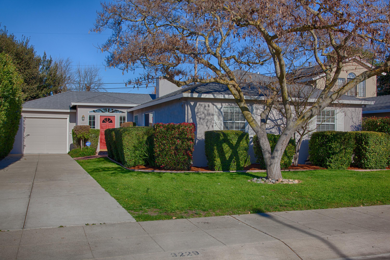 Front View - 3229 Morris Dr, Palo Alto 94303