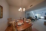 425 N El Camino Real 307, San Mateo 94401 - Dining Room (C)