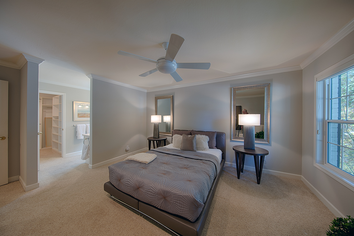 Bedroom 1 (D) - 451 Oak Grove Ave 4