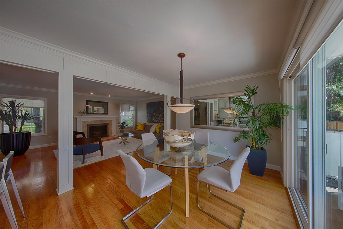 Dining Room (B) - 451 Oak Grove Ave 4