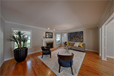 451 Oak Grove Ave 4, Menlo Park 94025 - Living Room (A)