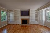 Living Room (E) - 223 Oakhurst Pl, Menlo Park 94025