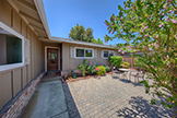 1543 Oriole Ave, Sunnyvale 94087 - Entrance (A)