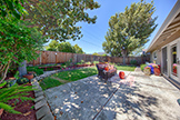 1543 Oriole Ave, Sunnyvale 94087 - Patio (A)