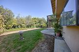 3717 Ortega Ct, Palo Alto 94303 - Back Yard (B)
