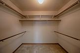 3717 Ortega Ct, Palo Alto 94303 - Master Closet (A)
