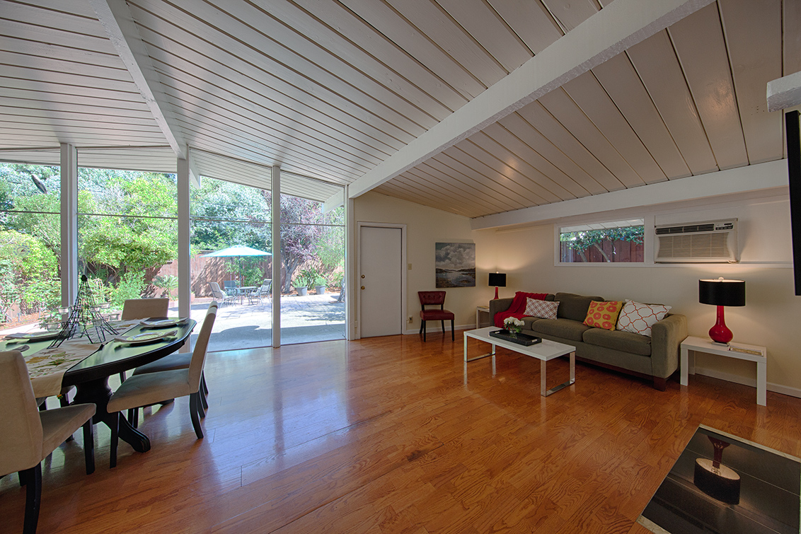 Living Room (A) - 4133 Park Blvd