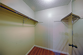 Bedroom 1 Closet (A) - 411 Piccadilly Pl 5, San Bruno 94066