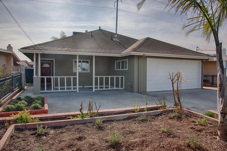 Front View - 1658 Purdue Ave, East Palo Alto 94303