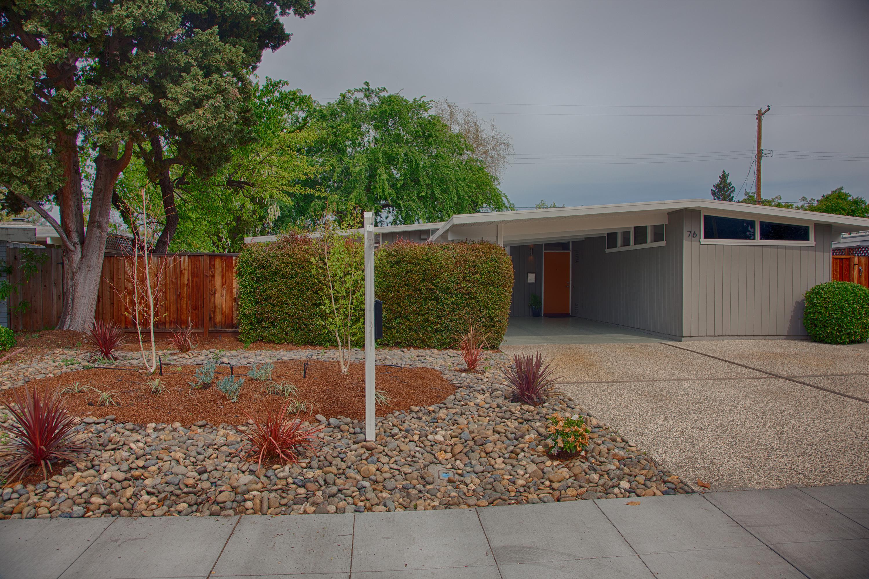 Front View - 76 Roosevelt Cir, Palo Alto 94306