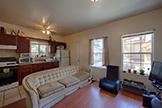 526 S 11th St, San Jose 95112 - Cottage Living Room Kitchen (A)