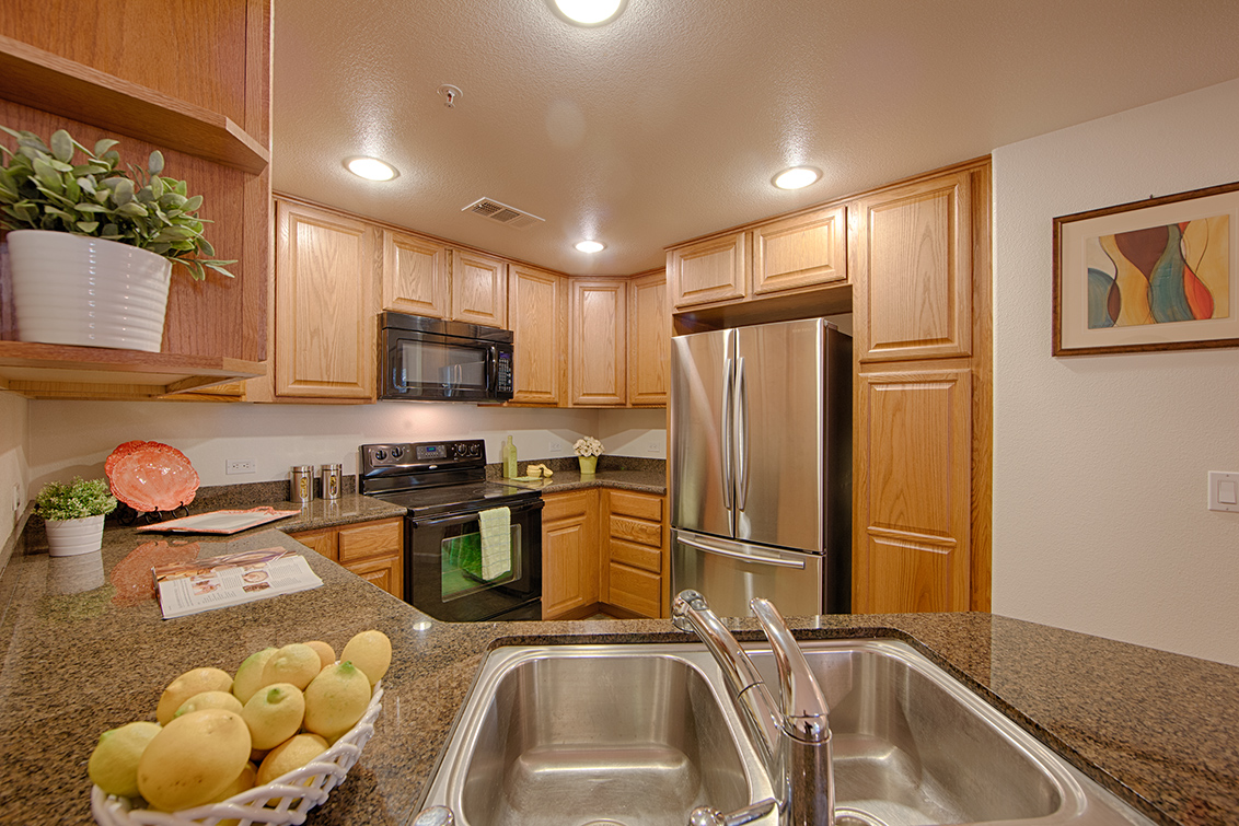 Kitchen (B) - 800 S Abel St 205
