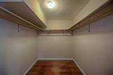 Master Walk In Closet  - 327 S Baywood Ave, San Jose 95128