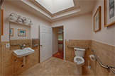 Office Bathroom (B) - 327 S Baywood Ave, San Jose 95128