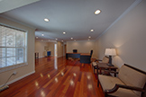 327 S Baywood Ave, San Jose 95128 - Office W Desk (C)
