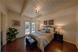1668 S Norfolk St, San Mateo 94403 - Master Bedroom (A)